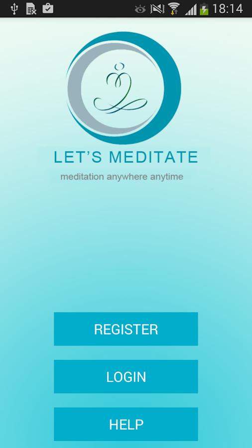Let's Meditate Heartfulness- screenshot
