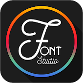 Font Studio-Text Photo Editor