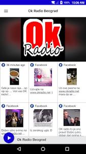 Ok Radio Beograd screenshot 0