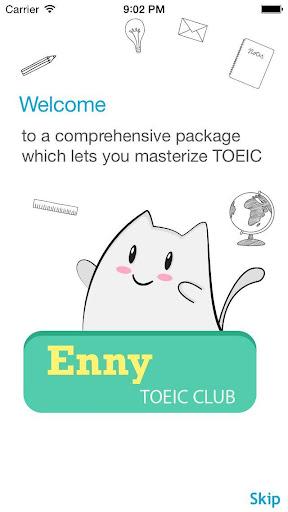 Enny - TOEIC test club