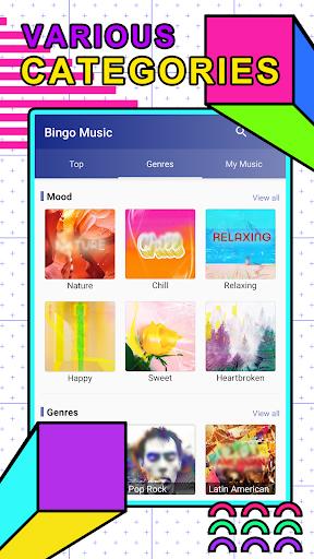 Bingo Music screenshot 3