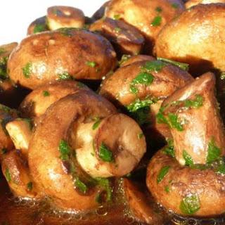 Funghetti Trifolati