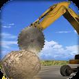Heavy Excavator: Stone Cutter