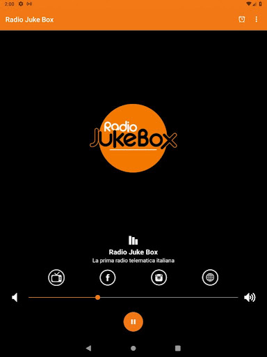 Radio Juke Box TV screenshot 2