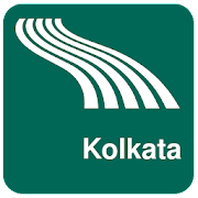 Kolkata Map offline 1.84 Icon