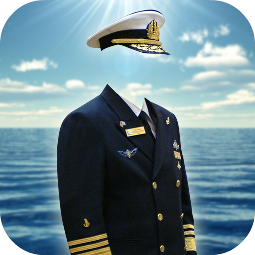 Navy Suit Photo Editor