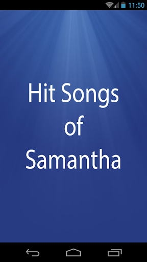 Hit Songs of Samantha