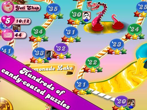 Candy Crush screenshot 2