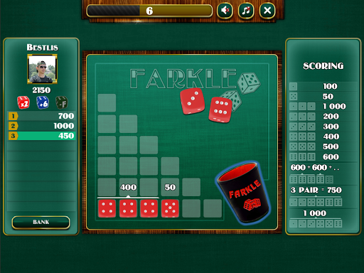 Farkle  screenshots 10