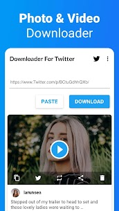Downloader for Twitter – Download Tweet Video, GIF 1.0.9 APK with Mod + Data 2