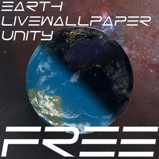 Earth Livewallpaper Unity Free