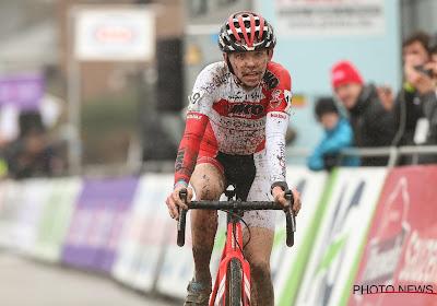 Waaslandcross: Aaron Dockx boekt 16e overwinning bij de nieuwelingen, Fransman volgt zichzelf op bij de junioren