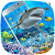 3D Ocean Shark Theme(shake&get effect) file APK Free for PC, smart TV Download