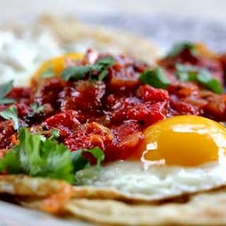 Huevos Rancheros.