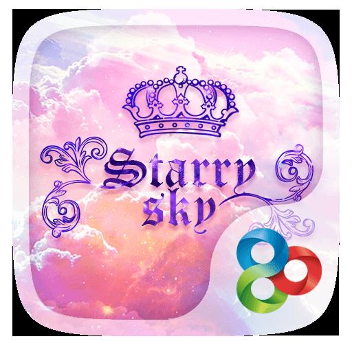 Starry Sky GO Launcher Theme
