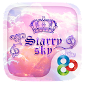 Starry Sky GO Launcher Theme icon