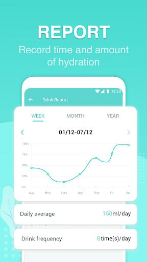 Drink Water Reminder screenshot 4