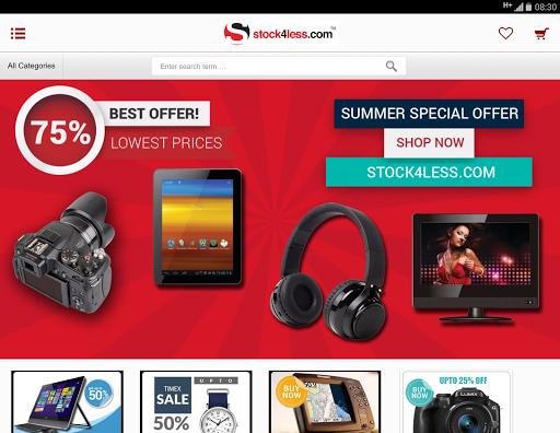 玩購物App|Stock4less免費|APP試玩