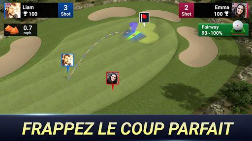 Code Triche Roi du Golf u2013 Tournu00e9e mondiale APK MOD screenshots 2