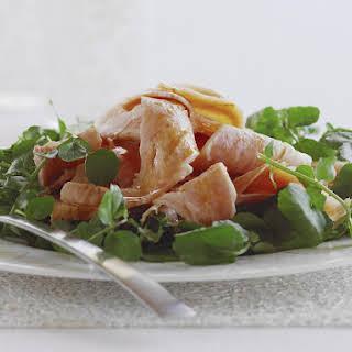 Maple-Glazed Ham.