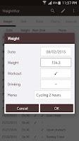 Screenshot of WeightWar - Weight Loss