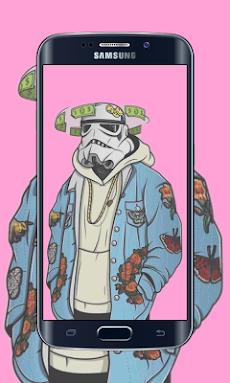 Supreme and bape wallpaper android applion supreme and bape wallpaper2 voltagebd Choice Image