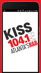 KISS 104FM Atlanta's Best R&B- screenshot thumbnail