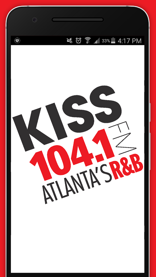 KISS 104FM Atlanta's Best R&B- screenshot