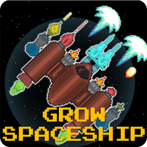 Grow Ship:Conquest of space for PC and MAC