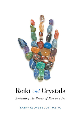 Reiki and Crystals cover