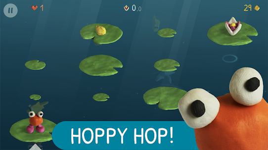 Hopply MOD (Unlimited Gold Coins/All Themes) 1