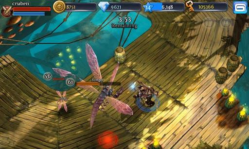 Dungeon Hunter 3 screenshot 4