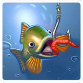 World of Fishers, Fishing game