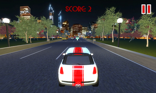 Single Player Traffic Racing 1.0 screenshots 4