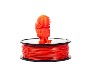 Red MH Build Series ABS Filament - 1.75mm (1kg)