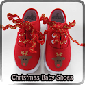 Christmas Baby Shoes icon