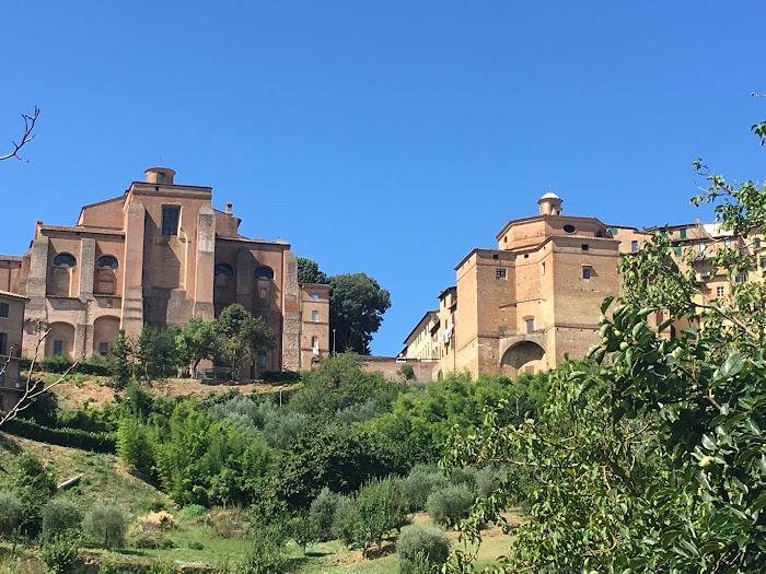 Chiesa di Sant'Agostino, Siena