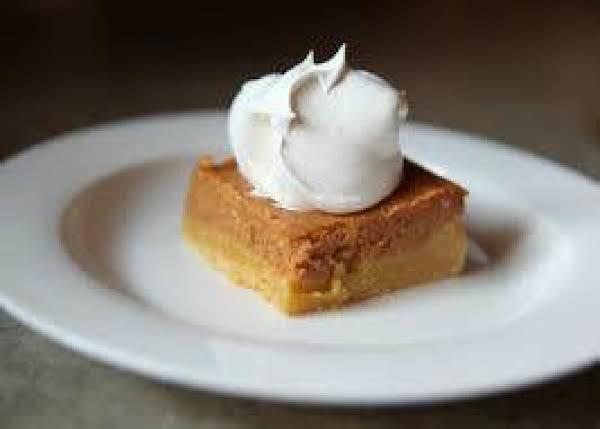Pumpkin Gooey Cake Recipe