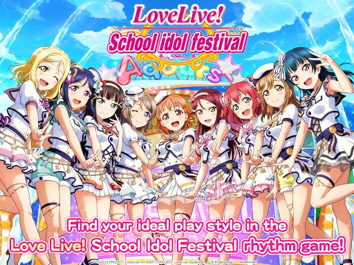 Love Live! School idol festival- Music Rhythm Game screenshot 15