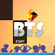 BTS Piano Tiles Game (game)