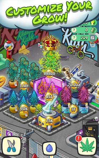 Wiz Khalifa's Weed Farm v1.1.9 (Mod Coins/Gems/Seeds)