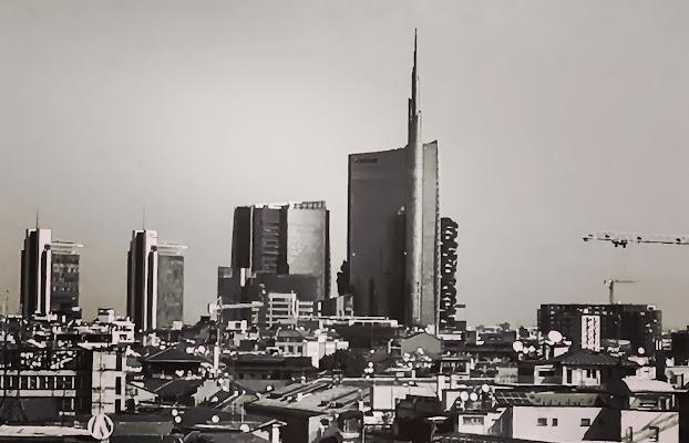Milano In Verticale  di luca_venir