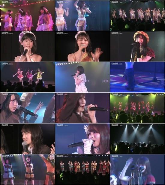 (LIVE)(公演) AKB48 チーム4 「夢を死なせるわけにいかない」公演 160509