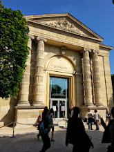 Photo: Orangerie -Once the greenhouse in the Tuilleries gardens, now a museum with Impressionist works Monet's pieces, in particular, stun.