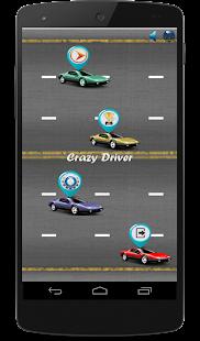 Crazy Driver screenshot