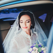 Wedding photographer Arina Morozova (arina-pov). Photo of 05.10.2016