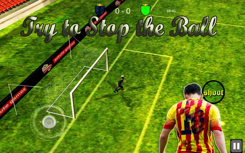 Скриншот Ultimate Soccer League 2016