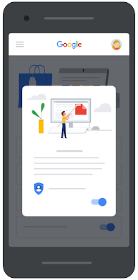 Ads and data | Google Safety Center
