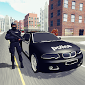 Police Car Chase 3D icon