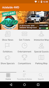 Adelaide 4WD & Adventure Show- screenshot thumbnail